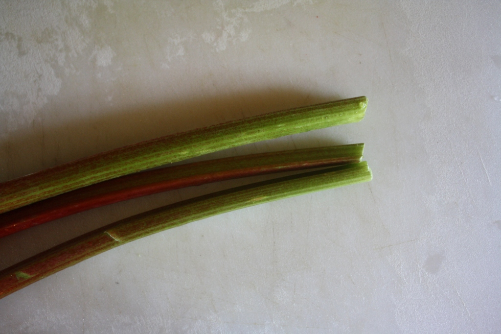 rhubarb curves